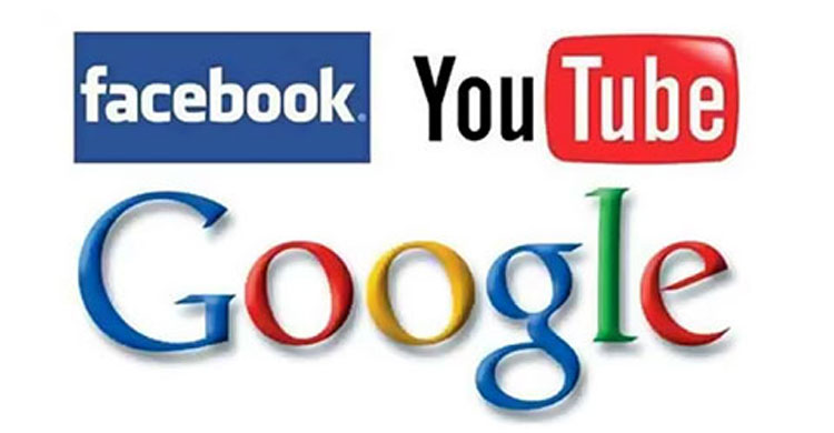 Govt for imposing tax on Facebook, Google, Youtube