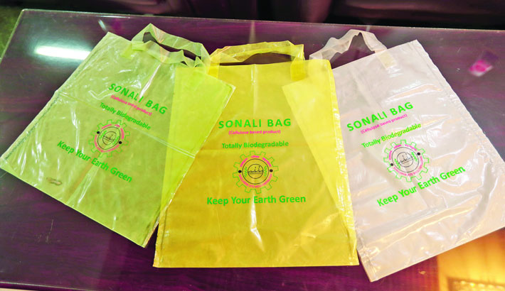 Duty proposed on polythene to back jute bags