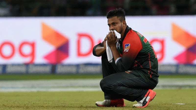 Losing close games a 'mental block': Shakib