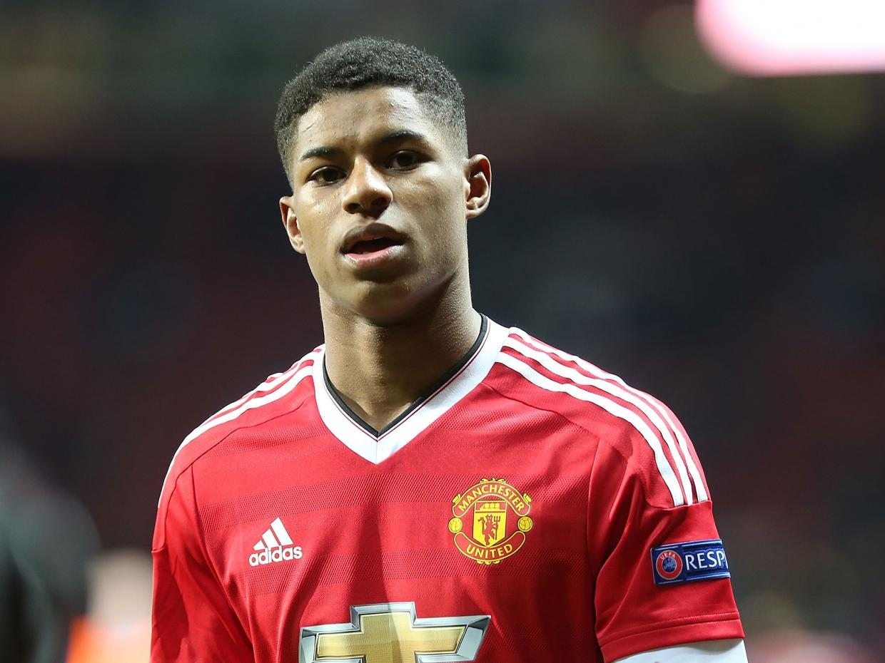 Messi is the greatest ever: Rashford