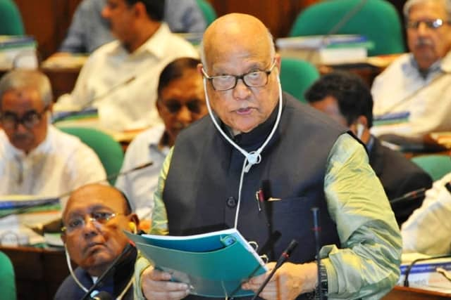 Budget to boost country's economy:Lawmakers