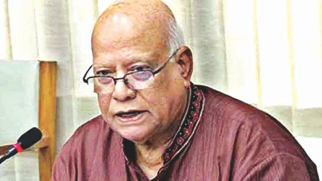 Muhith comes under fire at JS over banking sector