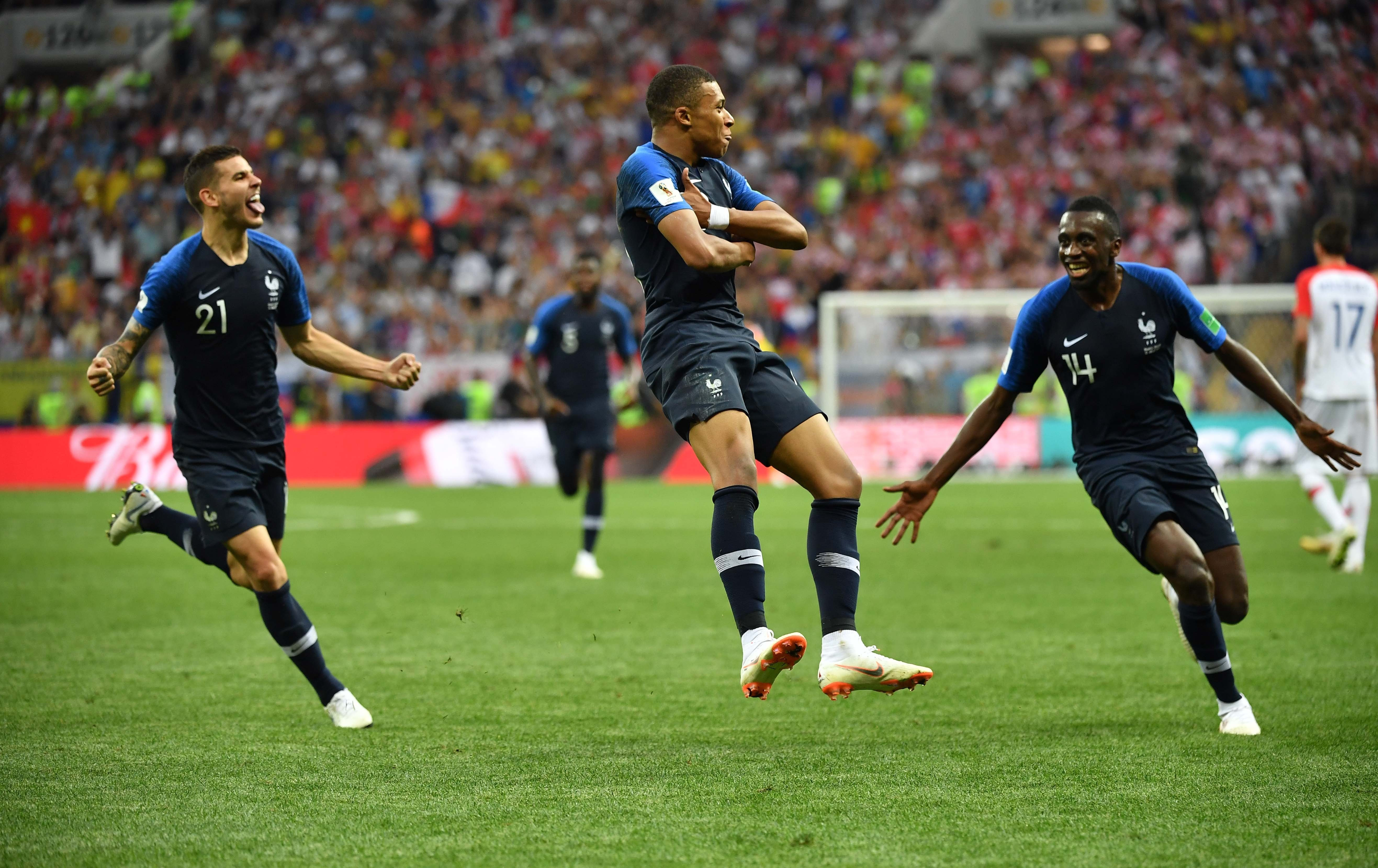 Mbappe donates $500,000 WC winnings to charity