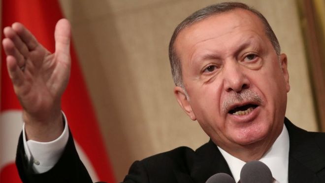 Turkey ends state of emergency after 2yrs