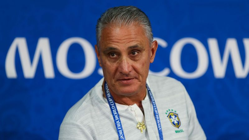 Brazil boss Tite extends contract until 2022 WC