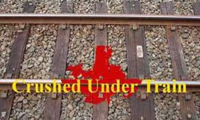 Youth run over by train in Natore.