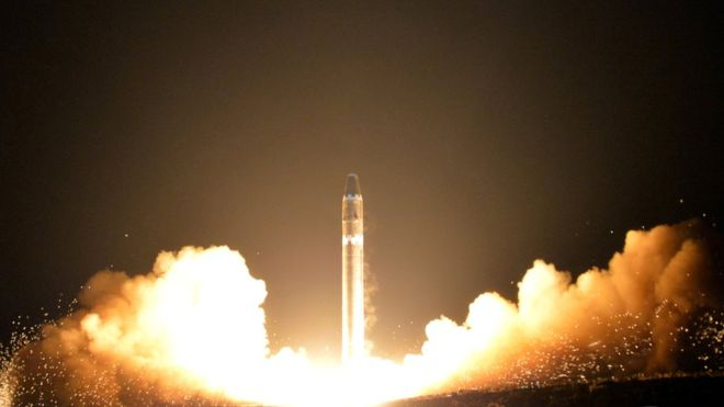 North Korea 'working on new missiles': US officials