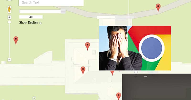Google confession: your location is tracked