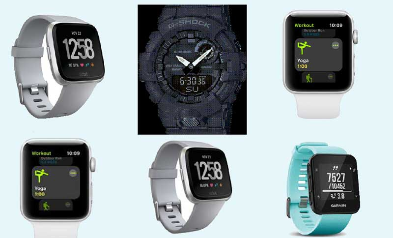Best fitness watches to track workouts