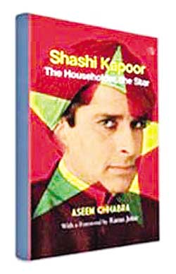 Shashi Kapoor: The Householder The Star by Aseem Chhabra Rupa Price 395 Pages 196