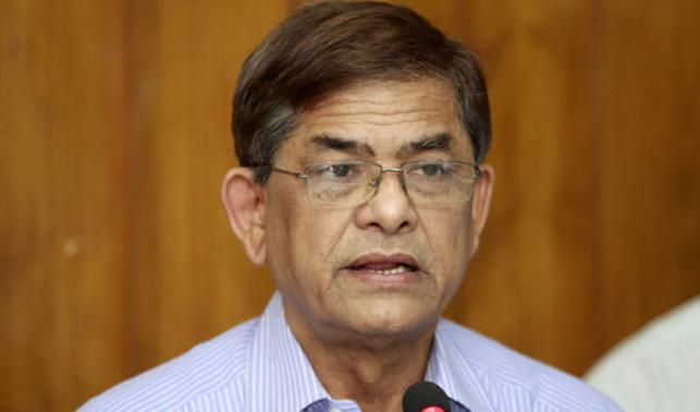 Khaleda urged to continue movement for democracy: Fakhrul