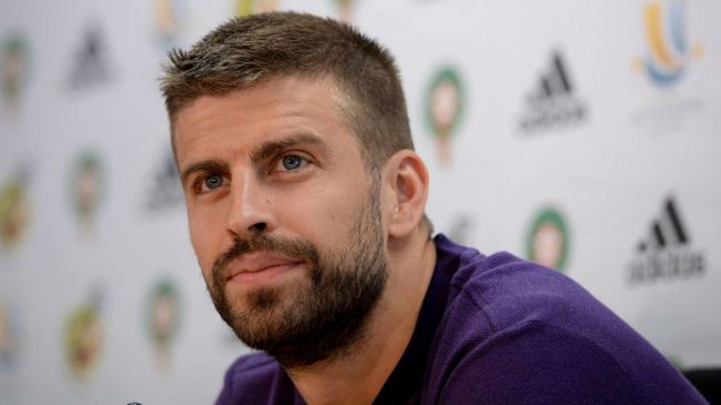 Barcelona defender Pique arrested