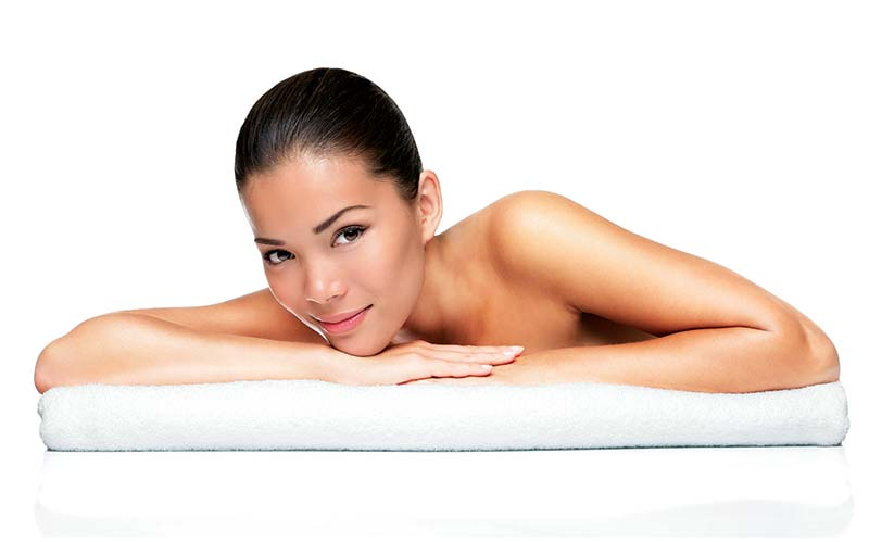 Body care for glowing and healthy skin