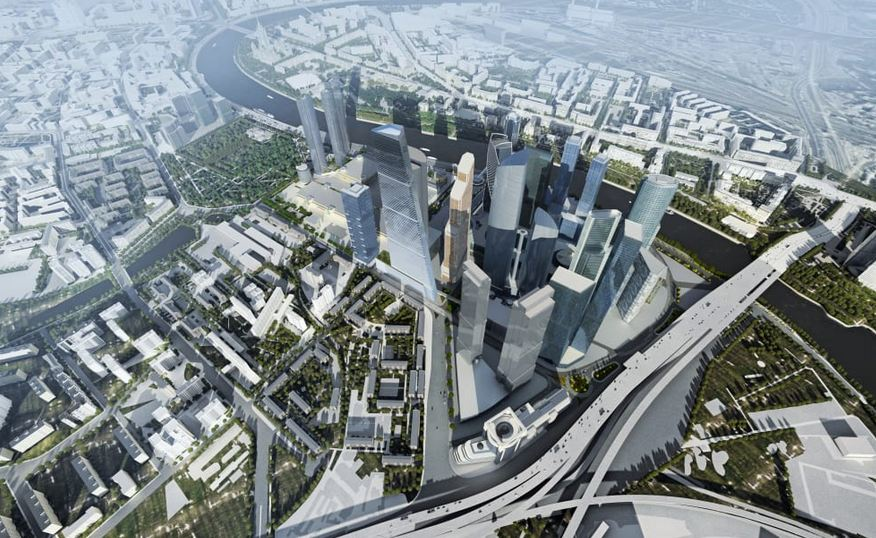 "Moscow is about to get a new ""supertall"" building, an as-yet-unnamed 404-meter (1,325 feet) tower which will become the city's tallest skyscraper."
