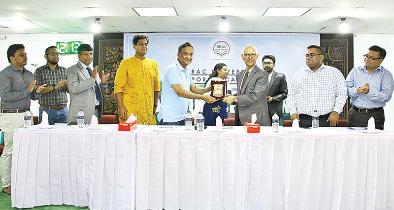 BRAC University organises Corporate Camp 2018