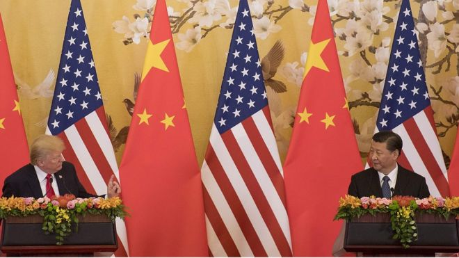US under 'no pressure' for China trade deal, says Trump