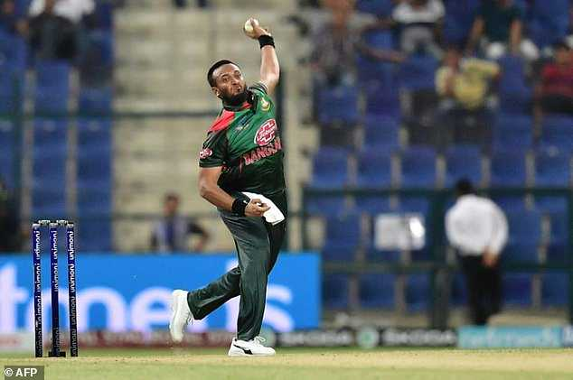 Shakib Al Hasan undergoing treatment in Melbourne