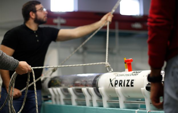 Ocean XPRIZE final will be in the Med