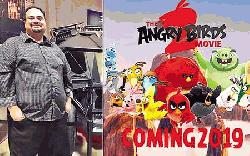 Wahid Ibn Reza joins The Angry Bird-2 team