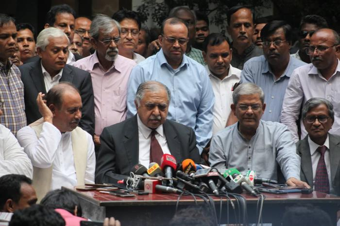 Ball now in govt's court, says Dr Kamal