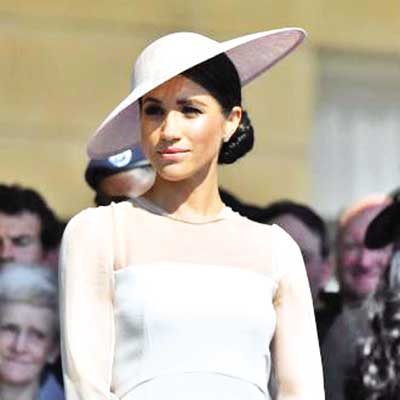 Meghan Markle warns about the dangers of social media