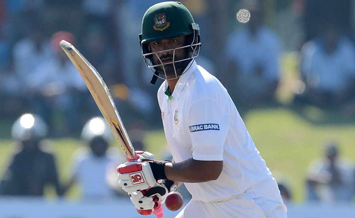 Not ready yet to play second Zimbabwe Test: Tamim