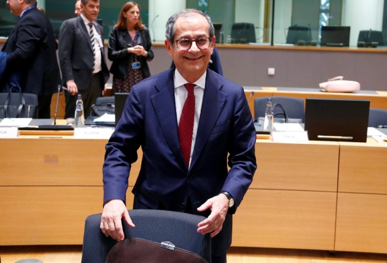 Rome says Brussels 'failed' with Italy economy forecast