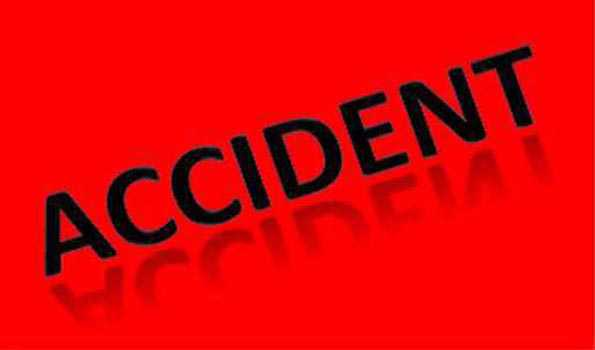 Couple die in road crash
