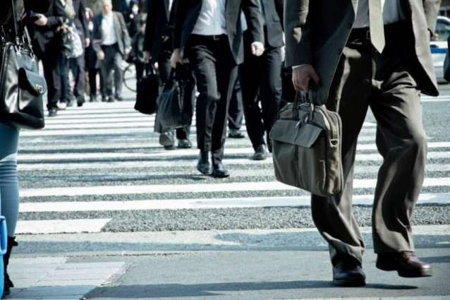 Japan's job availability drops for 1st time in 8 months