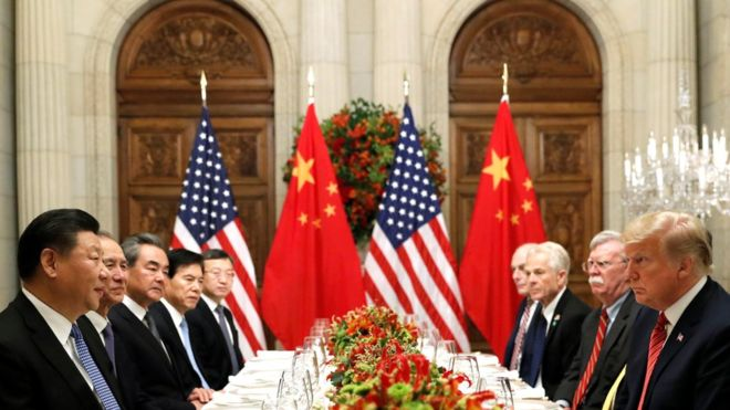 US, China agree to halt new trade tariffs