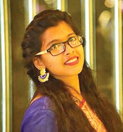 Jamila Bhupasa Khusbu Co-chairperson, She  Endeavors-Aparajita