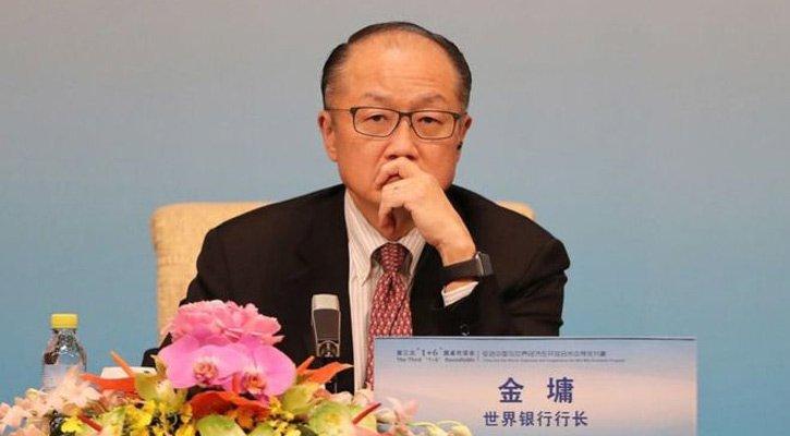 WB chief Kim abruptly resigns