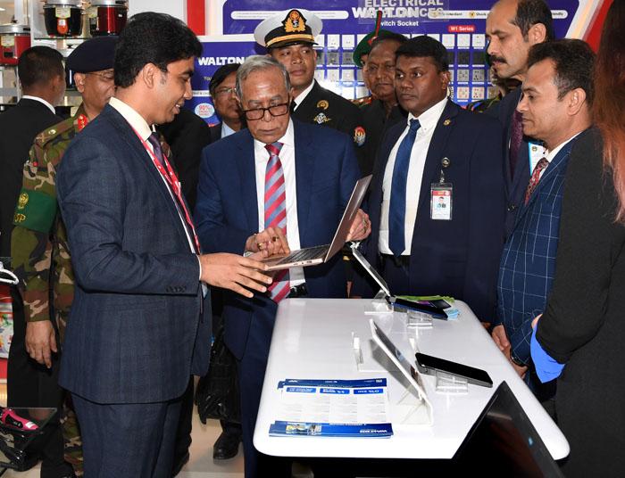 Dhaka Int'l Trade Fair kicks off