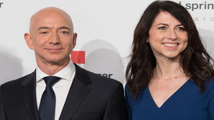 'Secret relationship' behind Amazon founder Bezos' divorce