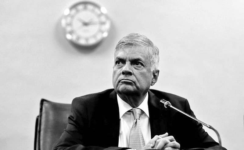 Sri Lanka's Prime Minister Ranil Wickremesinghe.