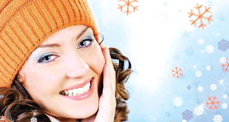 Ways to deal with dry skin in winter
