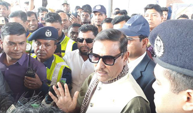 Oikyafront's demand for fresh polls ridiculous: Quader