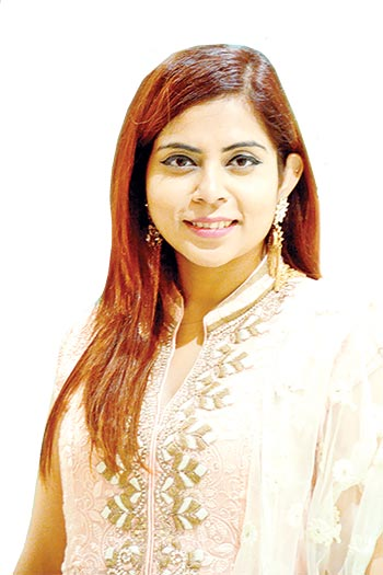 Eashita Sharmin: A lady striving for excellence