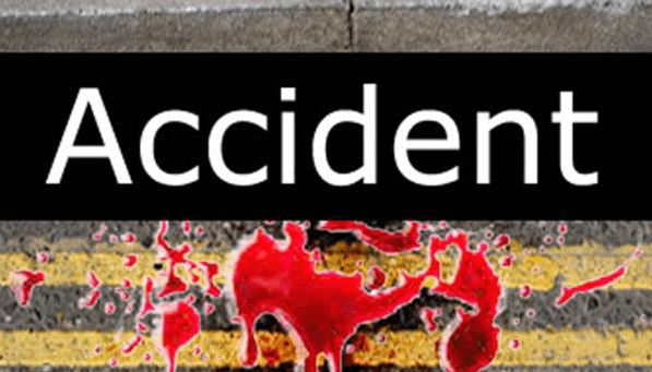 Two killed as tractor overturns