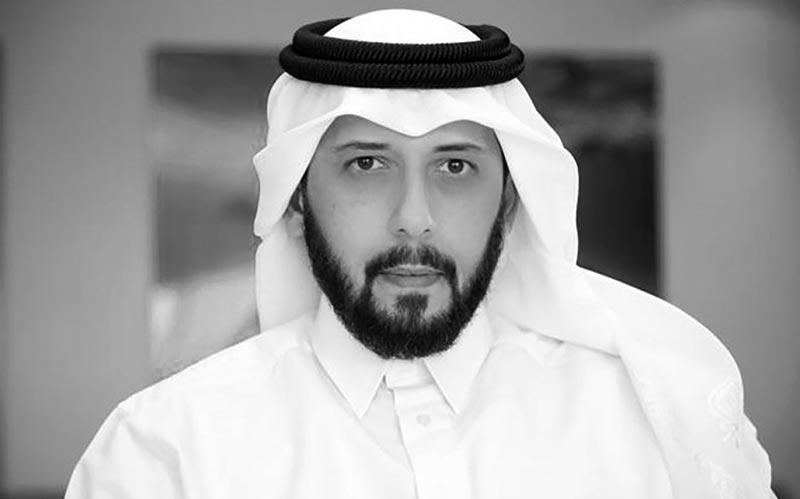 Qatar Investment Authority Chief Executive Mansour Ibrahim al-Mahmoud.