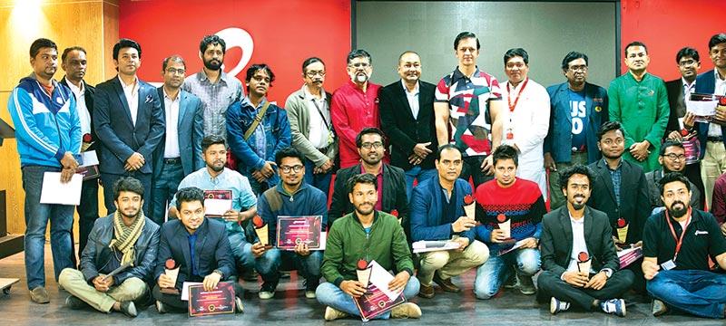 Aspiring photographers recognised through contest