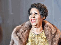 Stage director to work on Aretha Franklin biopic