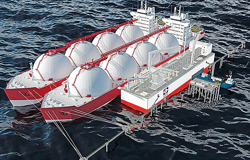 LNG imports likely to be open for private sector