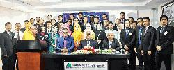 Inauguration ceremony of 46th foundation course of FSIBL