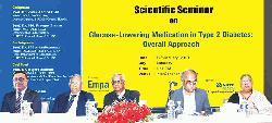 <NIPRO JMI Pharma holds scientific seminar in city