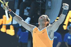 Nadal faces Tiafoe test as Tsitsipas eyes semi-final