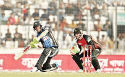 Starlit Riders flatten Titans by six wickets