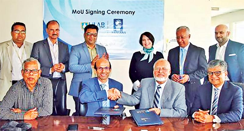 ULAB signs MoU with BAASANA