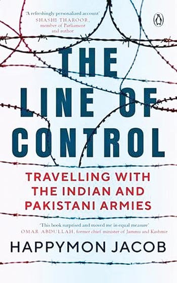 Travelling with the Indian and Pakistani Armies