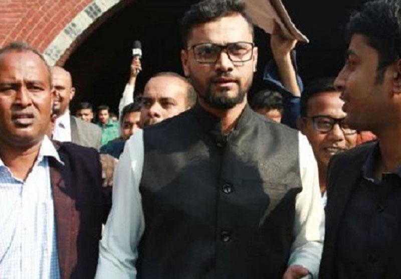 Mashrafe Mortaza joins Jatiya Sangsad